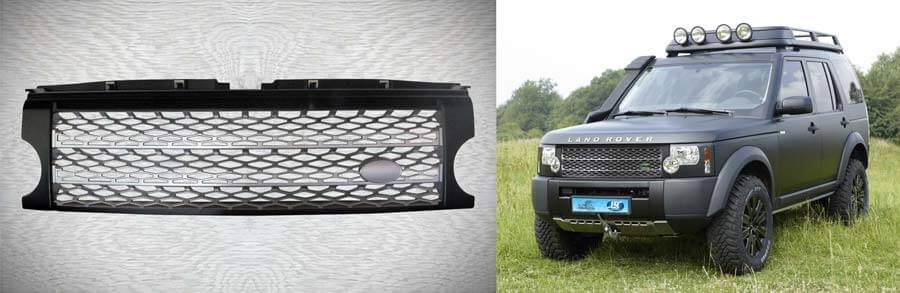 Land Rover Defender Accessories Land Rover Spares Land